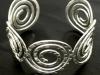 Silver-Hammered-Spirals-Overlay-Cuff-Bracelet-Mexico-L14175036
